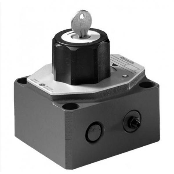 REXROTH DB 10-2-5X/200 R900587772 Pressure relief valve #1 image